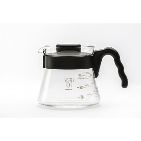 HARIO VCS-01B V60 COFFEE SERVER 4