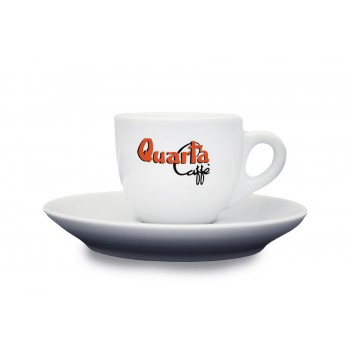 Tazzina per espresso Quarta Caffè