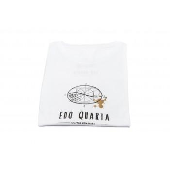 Edo Quarta T-Shirt bianca