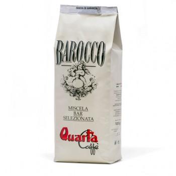 Quarta Caffè Miscela BAROCCO - grani kg1