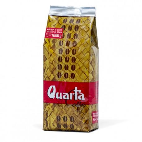 Quarta Caffè Miscela FAMIGLIA 1kg in Grani