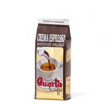Quarta Caffè Miscela CREMA ESPRESSO - macinato 250g