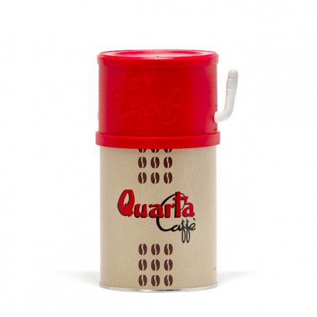 Dosatore Quarta Caffè con 250 g miscela Avio oro