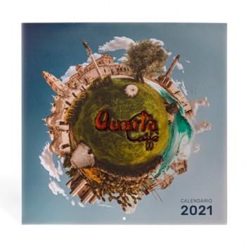 Calendario 2021 Quarta Caffè