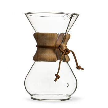CHEMEX 6 CUP COFFEMAKER 0,88LT.
