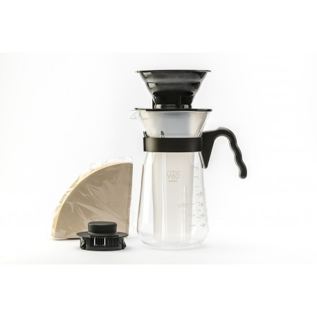 HARIO VIC-02B V60 ICE-COFFEE-MAKE